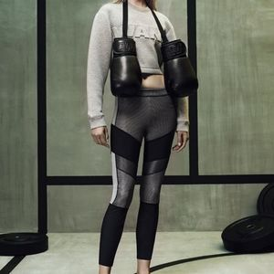 Alexander Wang x H&M Reflective Leggings